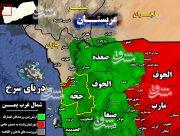 سقوط بخش غربی و مرکزی منطقه راهبردی حیران در شمال غرب استان حجه؛ تلاش نیروهای شورشی برای نفوذ به مهم ترین پایگاه انصارالله در یمن +  تصاویر و نقشه میدانی