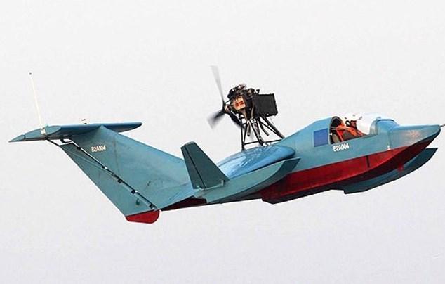 ساخت ایران|قایقهای پرنده باور + عکس
