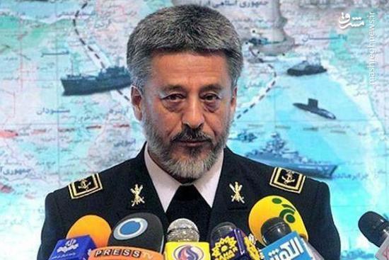 دیدار دریادار سیاری با مقامات ارشد نظامی پاکستان