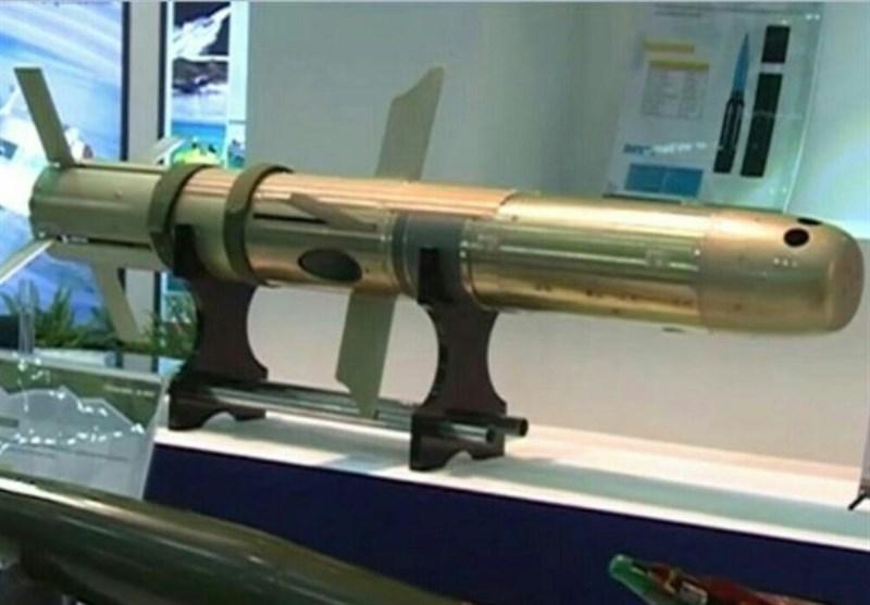 ساخت ایران| موشک ضد زره توفان -۳ + عکس