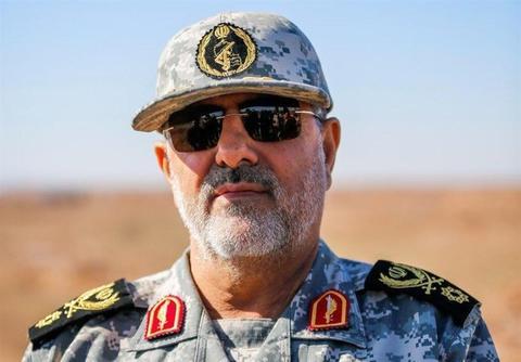 تک سنگین نیروی زمینی سپاه در منطقه شاهو