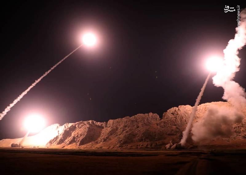 تست موفق کلاهک جدید موشکهای ایرانی برای تنبیه فرماندهان داعش/ «قیام» هم به خانواده نقطهزنها پیوست +عکس