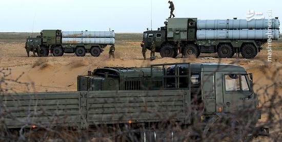 روسیه سه گردان «اس-۳۰۰» با بیش از صدها موشک به سوریه اهدا کرد