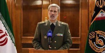 وزیر دفاع:به تهدیدات فضایی پاسخ پشیمان کننده می دهیم