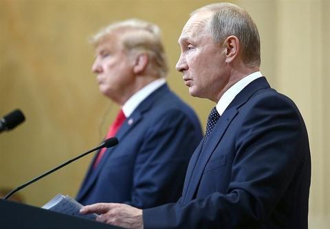 پوتین: روسیه کشورهای میزبان موشکهای آمریکا را هدف میگیرد