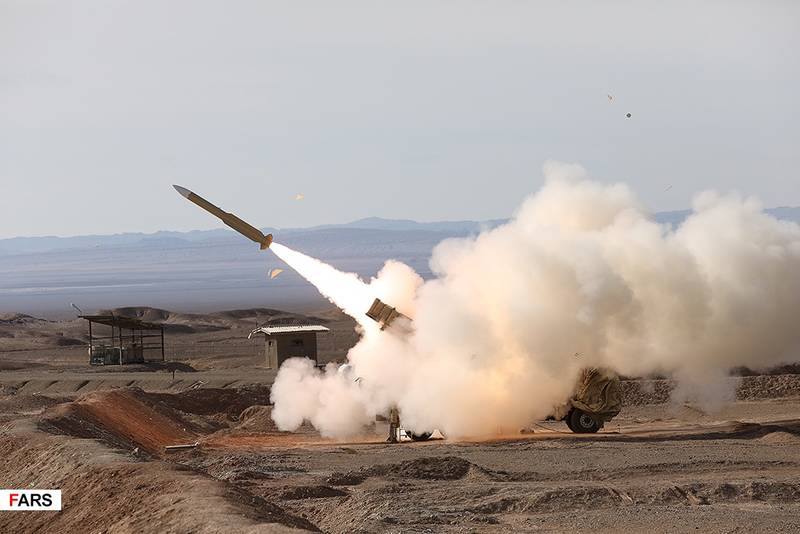 یک سامانه جدید موشکی در رزمایش پدافند هوایی رونمایی شد+عکس