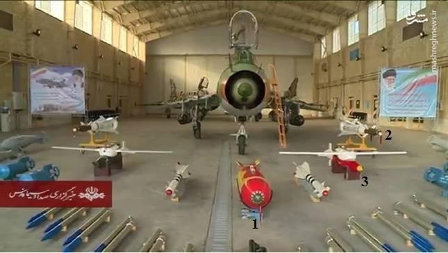 رونمایی از یک سلاح جدید برای جنگنده سوخو ۲۲ سپاه/ JDAM ایرانی با امکان هدایت ماهوارهای میآید +عکس