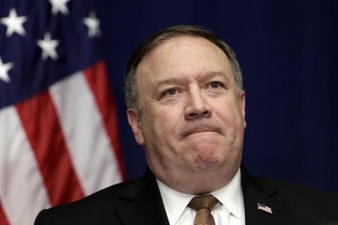 «پمپئو» ایران را به آزمایش موشکبالستیک متهم کرد!