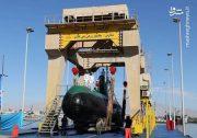 الحاق ۲ فروند زیر دریایی کلاس غدیر به ناوگان نیروی دریایی ارتش +عکس