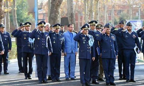 بازدید هیئت نظامی پاکستان از دانشگاه ستاری