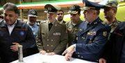 وزیر دفاع از خطوط تولید بالگرد پیشرفته طوفان بازدید کرد