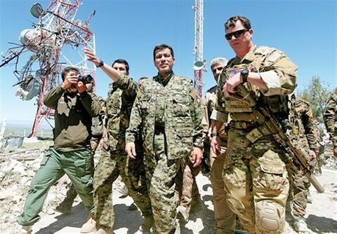 واشنگتن پست: بیدار شوید ارتش آمریکا شکستناپذیر نیست