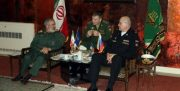 رایزنی سردار فدوی با ژنرال روس درخصوص وضعیت منطقه