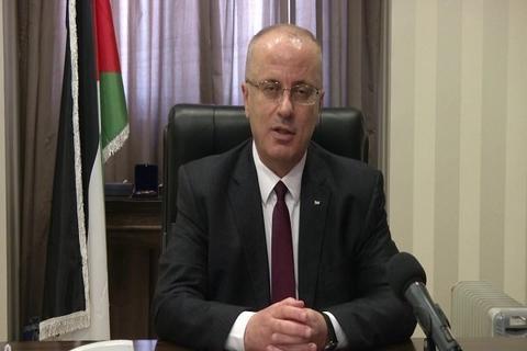 استعفای نخست وزیر تشکیلات خودگردان