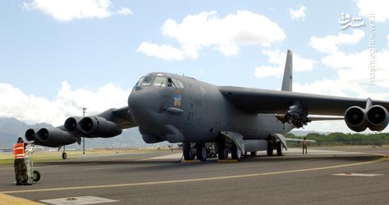 استقرار ۳ فروند B-52 در هاوایی