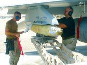 «بمبهای هدایت ماهوارهای» وارد سازمان رزم نیروی هوایی ارتش شدند/ «یاسین» برای غافلگیری دشمن از ۶۰ کیلومتری شیرجه میرود +عکس