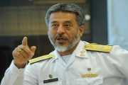 دریادار سیاری: منتظر حمله دشمن نخواهیم ماند