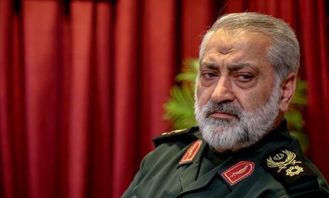 ایران در افغانستان مستشار نظامی ندارد