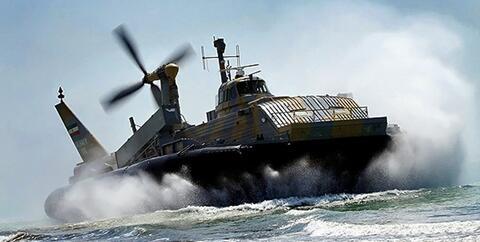 شلیک موشک کروز سطح به سطح از هواناو در رزمایش دریایی «ولایت۹۷»