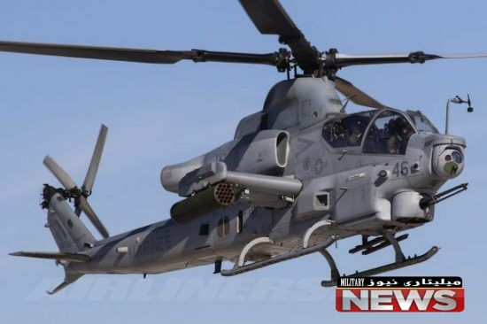 AH-1Z VIPER آمریکا