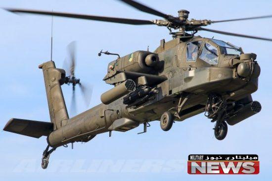 AH-64D؛ آپاچی کمان بلند