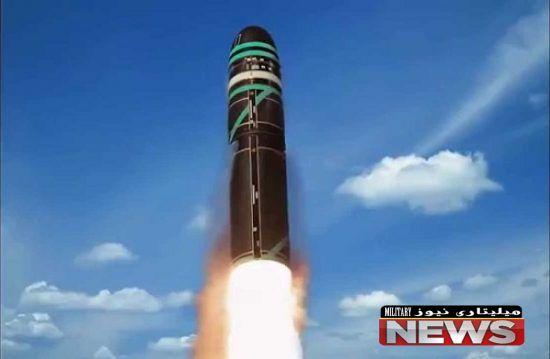 موشک M51 ICBM فرانسه