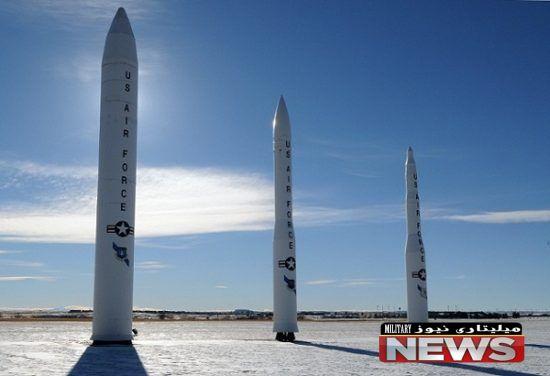 موشک Minuteman-III