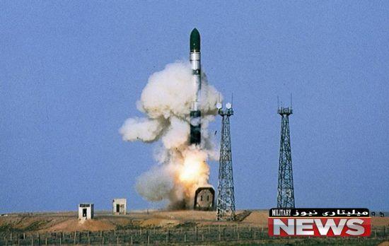 موشک قاره پیمای شیطان R-36M SS-18 Satan
