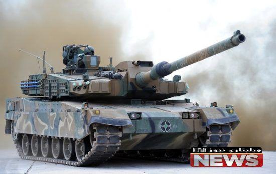 تانک K2 Black Panther (کره جنوبی)