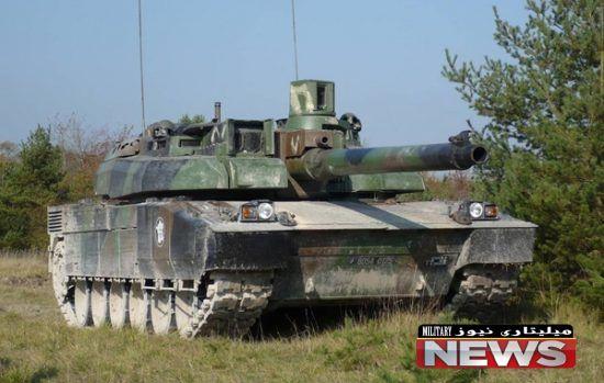 تانک Leclerc (فرانسه)