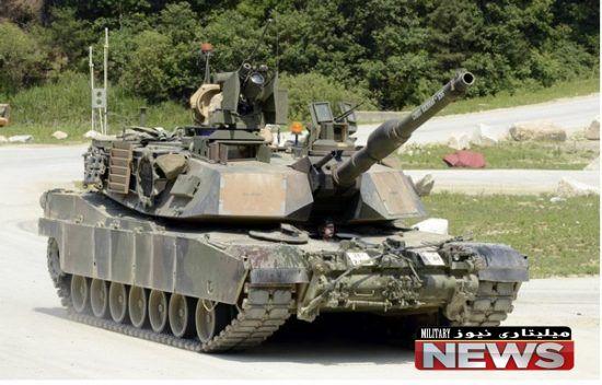 تانک M1A2 SEP (آمریکا)