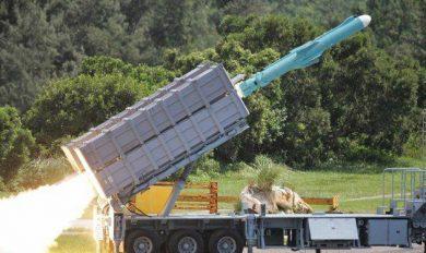 ایجاد خط تولید انبوه موشک ضد کشتی هسونگ فنگ بلوک ۲E در تایوان
