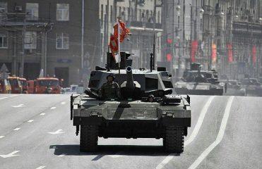 بررسی تانک آرماتا تی ۱۴ و نگاهی کوتاه بر این تانک روسی