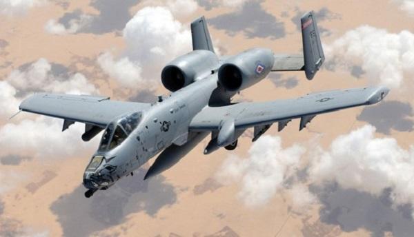 ویدئو:جنگنده تاندربولت ۲ ملقب به گراز وحشی