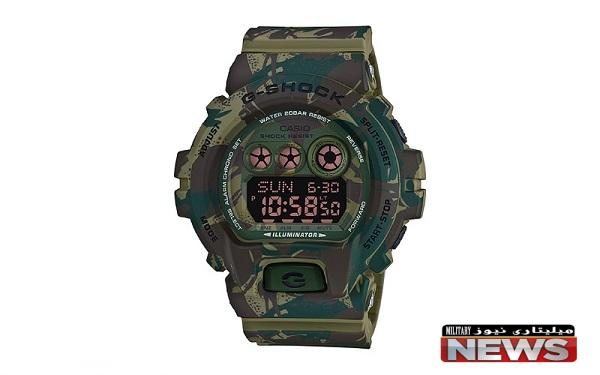 ساعت نظامی G-Shock GD-X6900MC-3