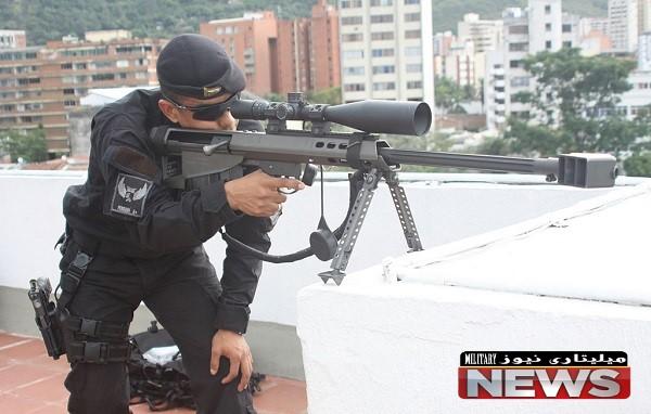 تک تیرانداز Barrett M95