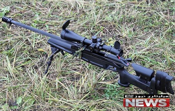 تک تیرانداز Blaser R93 Tactical