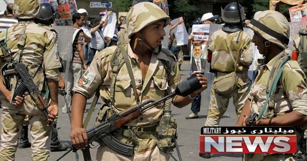 قدرت نظامی مصر