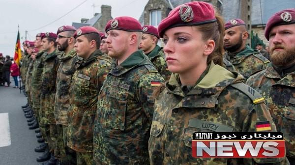 قدرت نظامی آلمان