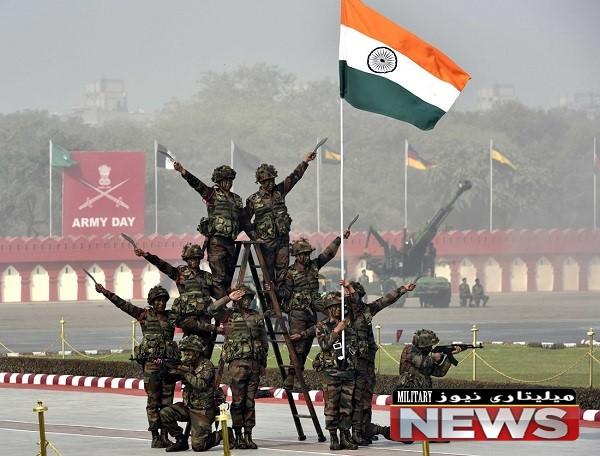 قدرت نظامی هند