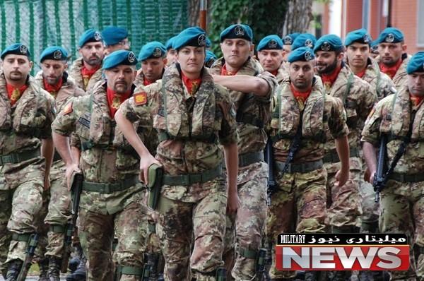 قدرت نظامی ایتالیا