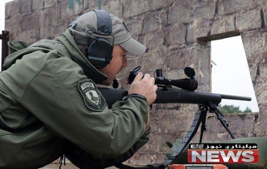 تک تیرانداز M24 SWS