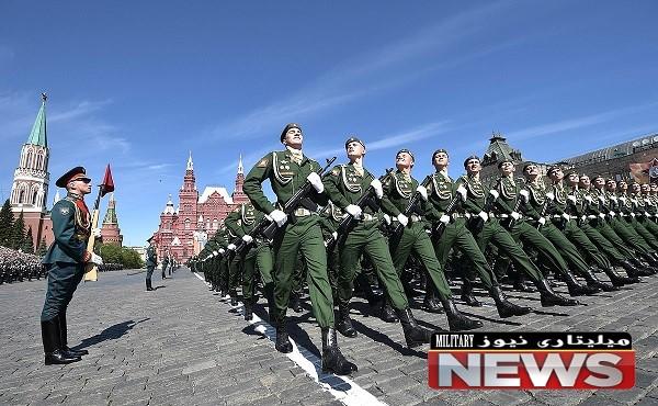 قدرت نظامی روسیه
