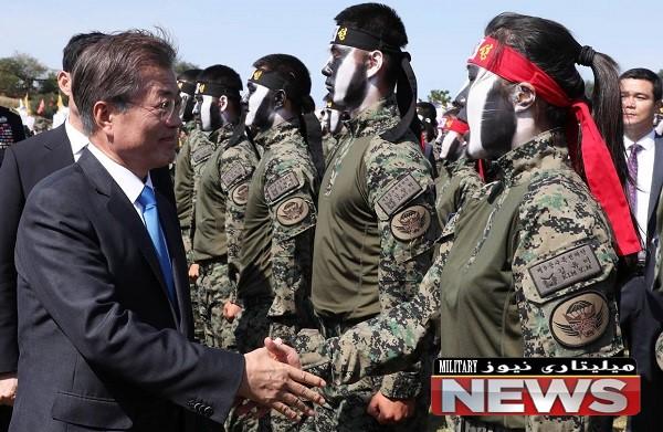 قدرت نظامی کره جنوبی