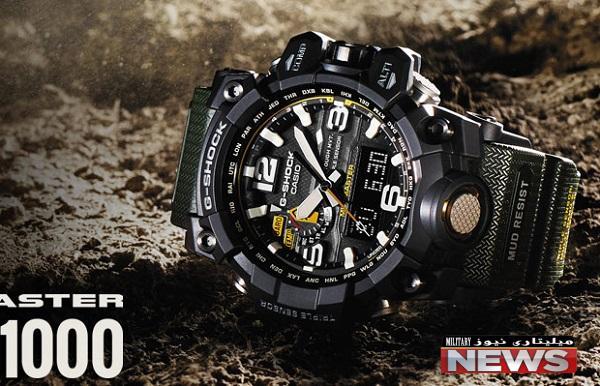 ساعت تاکتیکال G-Shock GWG-1000GB-1A