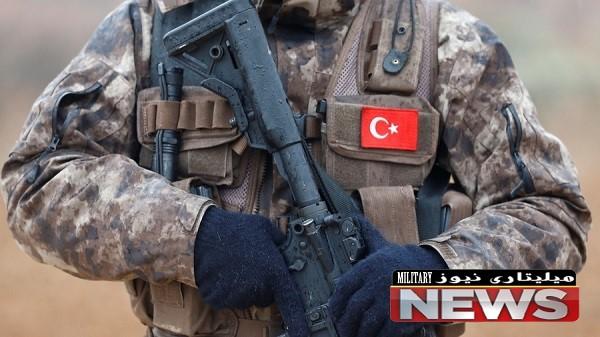 قدرت نظامی ترکیه
