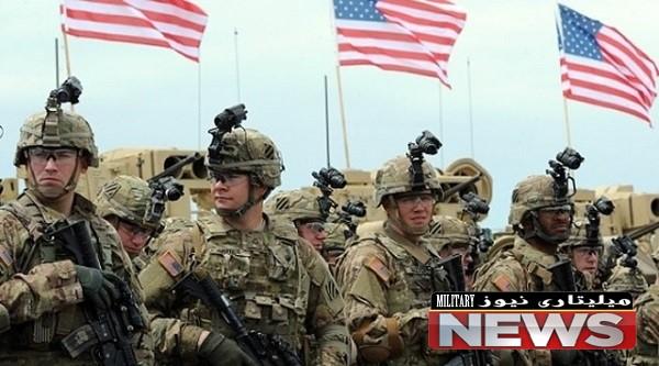 قدرت نظامی امریکا